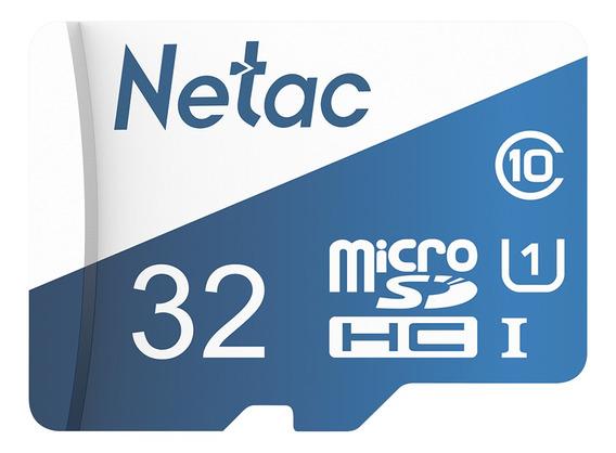 Netac P500 Classe Ultramarino Classe 10 Micro Sdxc Cart?o Tf