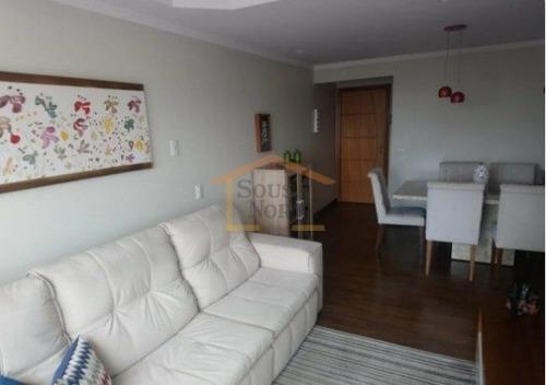 Apartamento, Venda, Vila Nova Cachoeirinha, Sao Paulo - 12384 - V-12384
