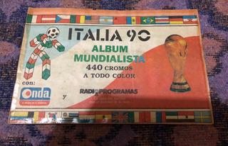 Álbum Italia 90