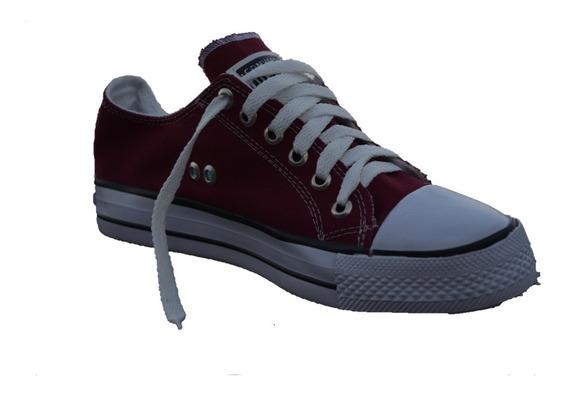 Zapatillas Mujer Lona Excelente Terminación