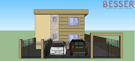 Excelente Casa Em Canoas | 2 Dormitorios - V-903