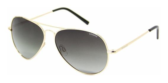 Óculos De Sol Polaroid 1017 Polarizado - Promoção