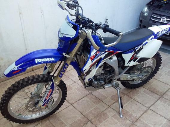 Yamaha Wr 250f /2007