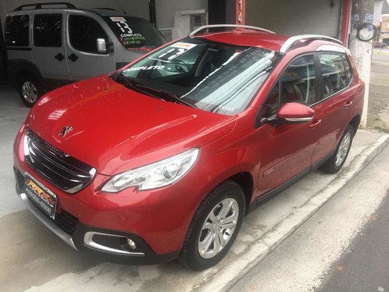 Peugeot 2008 1.6 16v Allure Business Flex Aut. 5p 2017