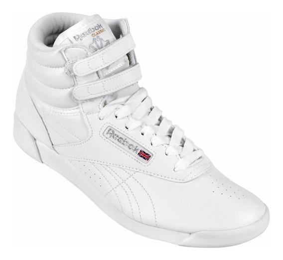 Reebok Botitas / Freestyle White / Deporfan