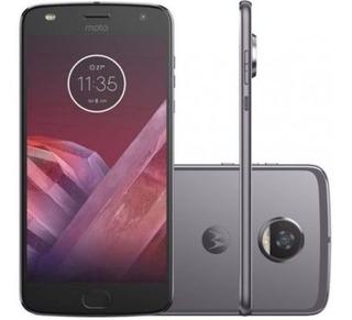 Motorola Moto Z2 Play Xt1710 3/32gb Lte 1sim Cinza