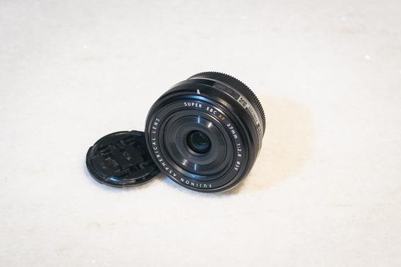 Lente 27mm Fujinon Fujifim