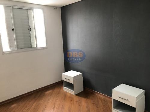 Apartamento Em Condomínio Padrão Para Locação No Bairro Belenzinho, 2 Dorm, 1 Vagas, 58 M - 1634