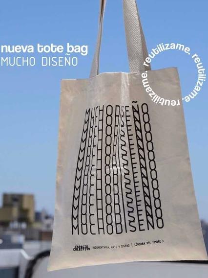 Tote Bag Mucho Diseño