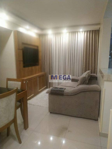 Apartamento Com 2 Dormitórios À Venda, 50 M² Por R$ 320.000,00 - Jardim Nova Europa - Campinas/sp - Ap5003