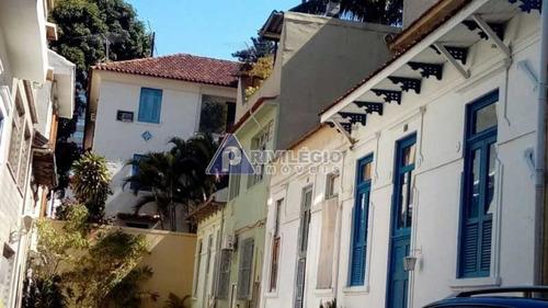 Casa À Venda, 6 Quartos, 5 Suítes, 1 Vaga, Botafogo - Rio De Janeiro/rj - 3391