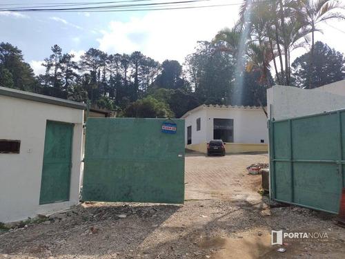 Imagem 1 de 30 de Galpão Para Alugar, 2214 M² Por R$ 15.000,00/mês - Jardim Pinheiros - Embu Das Artes/sp - Ga0071