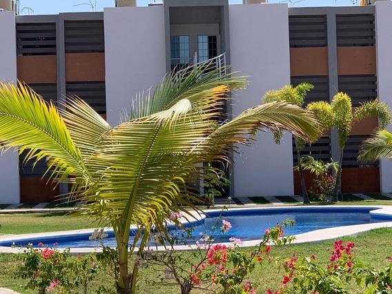 Departamento En Renta Completamente Nuevo En Punta Azul A-2