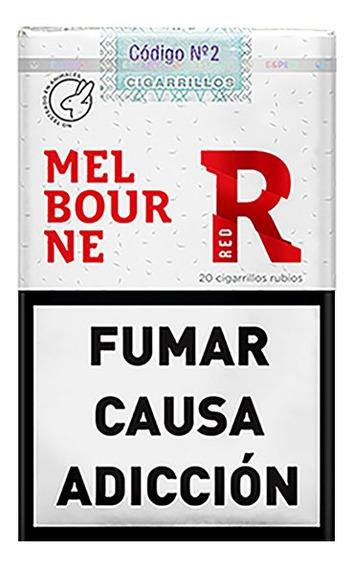 Cigarrillos Melbourne Comun X Cartón ( 10 Atados) Envios
