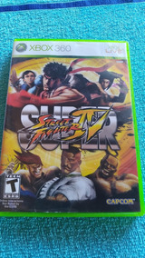 Super Street Fighter Iv Super - Xbox 360
