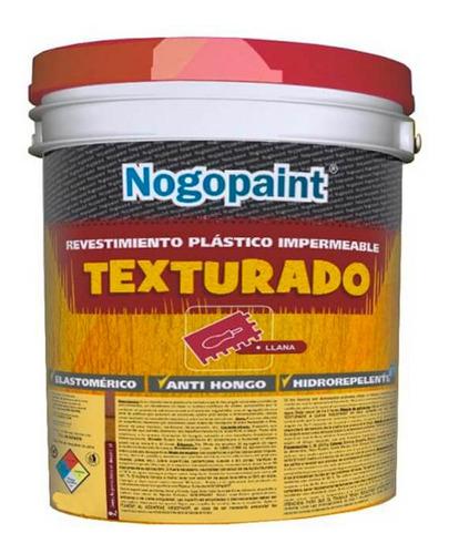 Texturado A Llana 6 Kg Chocolate Suizo Nogopaint