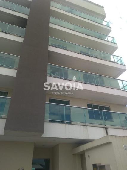Apartamento Novo 3 Suítes, 2 Vagas, Ótima Vista, Morretes - 2233