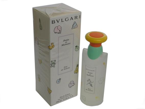 Perfume Bvlgari Petits Et Mamans 100 Ml Infantil Edt