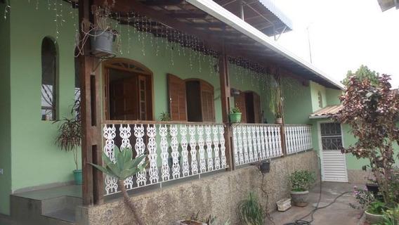 Casa Com 4 Quartos Para Comprar No Santa Mônica Em Belo Horizonte/mg - 1198