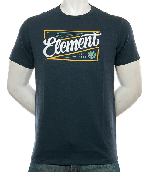 Remera Lager Element Fluid Tienda Oficial