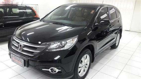 Honda Crv 2.0 Lx 4x2 16v Gasolina 4p Automático 2012/2012