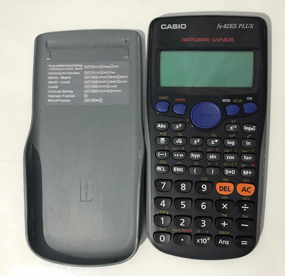 Casio Fx-82 Es Plus