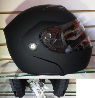 Casco Para Motos Abatible Certificado Dot Iron Racing