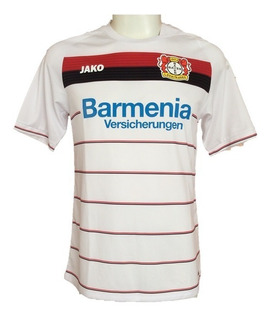 Jersey Bayer Leverkusen Tercer Uniforme Jugador 2017 Jako