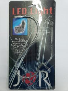 Luz Led Lampara Notebook Portatil Flexible Usb (10 Unidades)