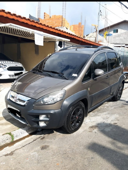 Fiat Idea 2012 1.8 16v Adventure Flex 5p