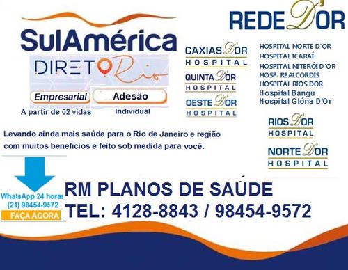 Sul América Saúde Empresarial E Adesão!