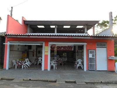 Casa Residencial À Venda, Jardim Jóia, Arujá - Ca0321. - Ca0321