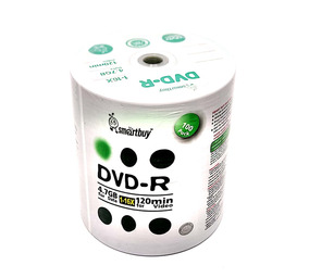 600 Dvd Smartbuy Logo Made Taiwan