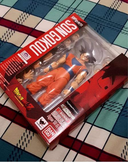 Goku Sh Figuarts Bandai Original