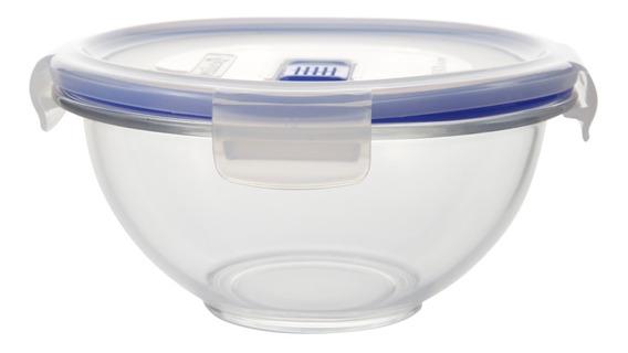 Hermético Bowl 900ml/15cm Pure Box Con Tapa. Luminarc.