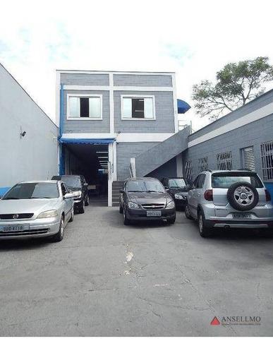 Imagem 1 de 4 de Galpão À Venda, 700 M² Por R$ 2.800.000,00 - Sacomã - São Paulo/sp - Ga0397