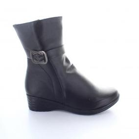 Botin Para Mujer Furor 14061-051552 Color Negro