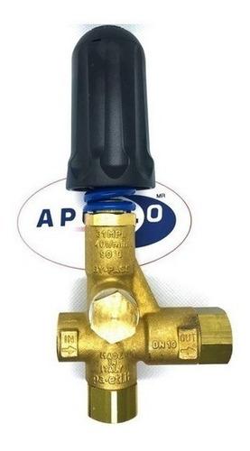 Imagen 1 de 10 de Valvula Reguladora De Alta Presión Bypass 4660psi  Italiana