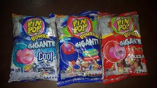 Chupetas Pin Pop Gigantes