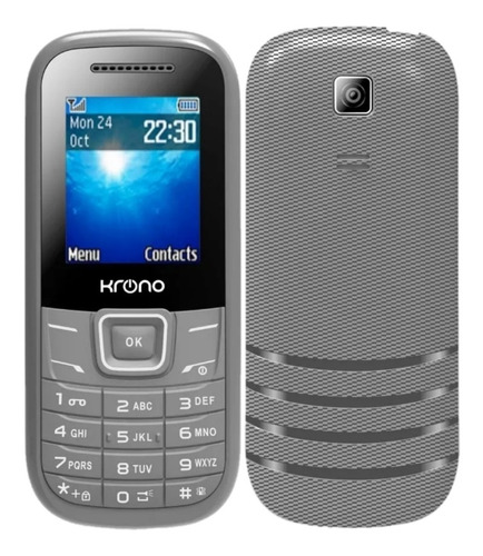 Celular Krono K32 Doble Sim Barato Linterna Camara Bluetooth