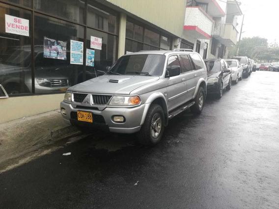 Mitsubishi Nativa Gls Diesel