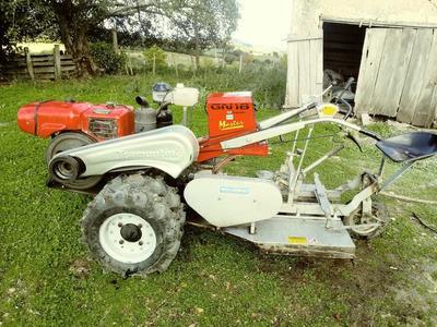 Micro Trator 18 Cv