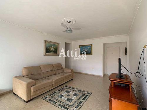 Apartamento Com 3 Dorms, Santos - V1770