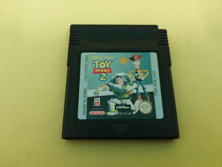 Toy Story 2 Gameboy