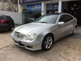 Mercedes-benz Clase C 2.2 C220 Sportcoupe Cdi Plus