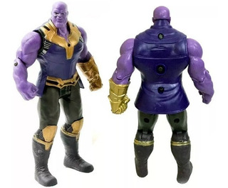 Muñecos Vengadores Venom Thanos Spider Hulk Iron Capitan