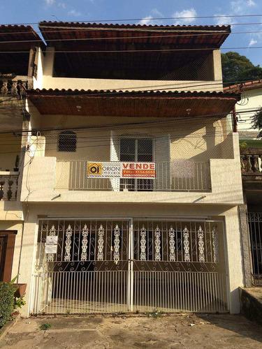 Casa Com 2 Dorms, Jardim Frediani, Santana De Parnaíba - R$ 580 Mil, Cod: 234650 - V234650