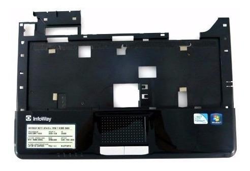 Carcaça Superior Touchpad Itautec Infoway W7410 W7415 Séries