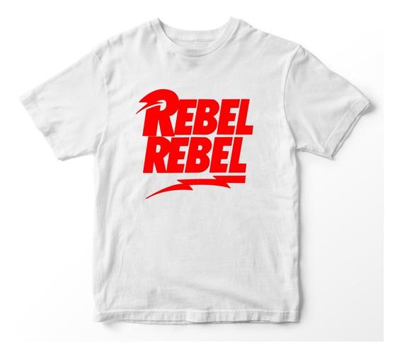 Nostalgia Shirts- David Bowie Rebel Rebel