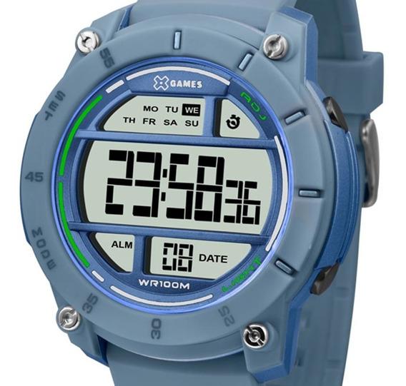 Relógio X-games Masculino Xmppd523 Bxdx C/ Garanita E Nf